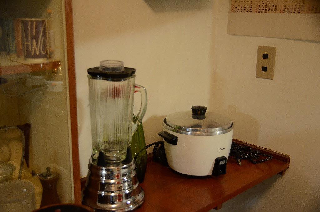昔懐かしい炊飯器